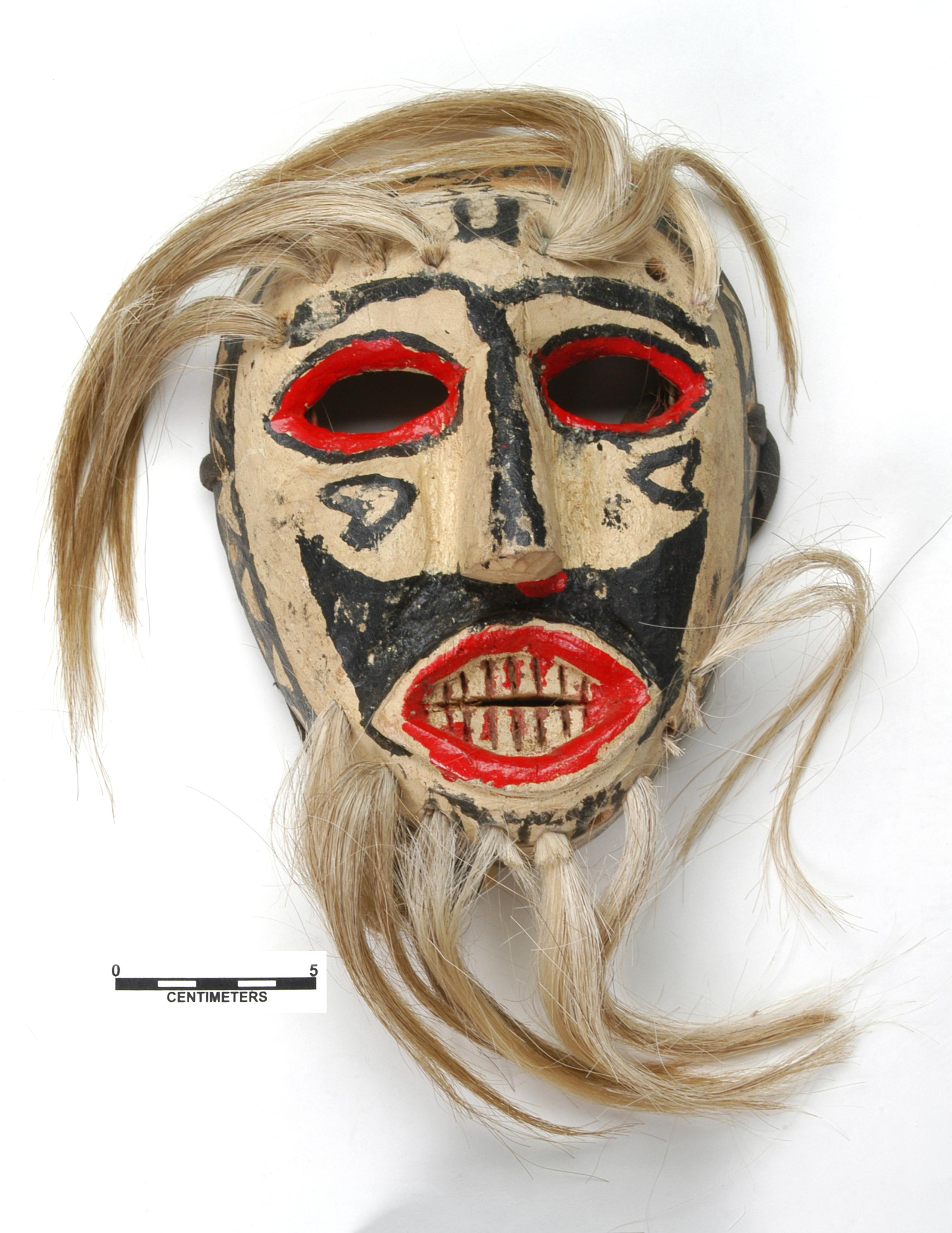 Maker: Rosario Jilomeno Quillones, Guayparin; made about 1964, acquired 1965