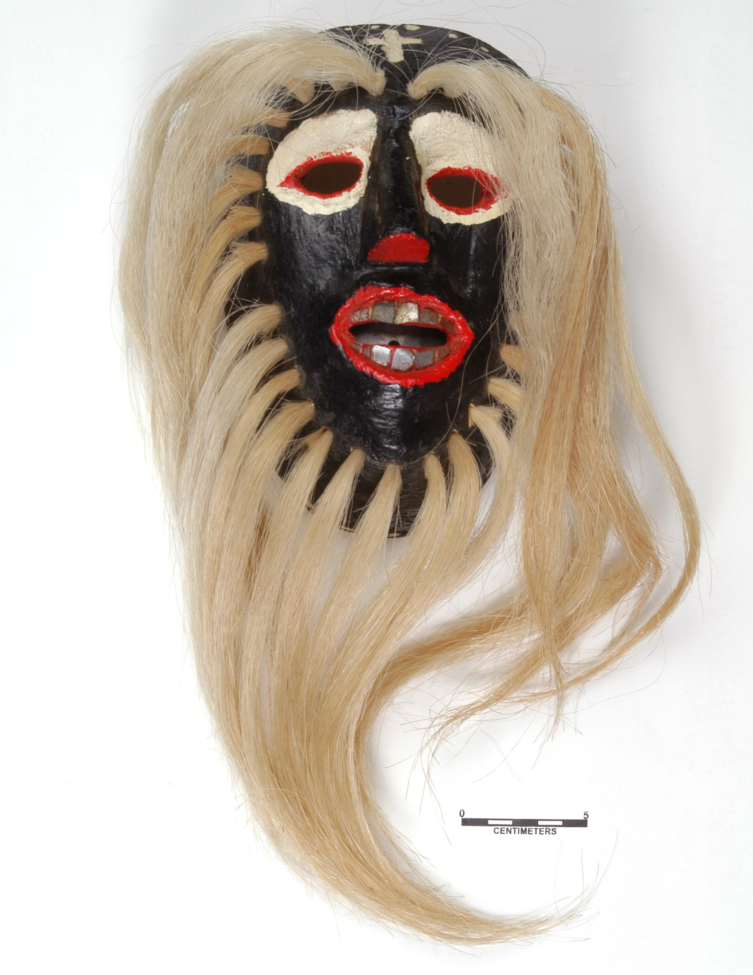 Maker: Tránsito Duarte Matus, Navojoa; date made unknown, acquired 1965