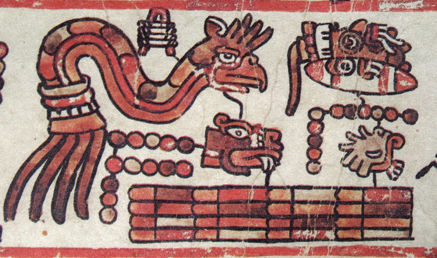 A page from the Codex Bodley