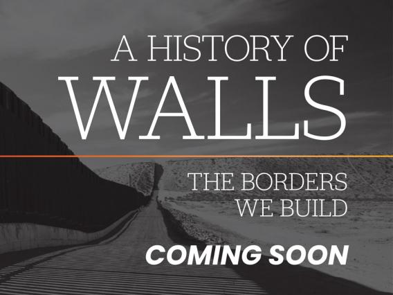 A History of Walls Coming Soon