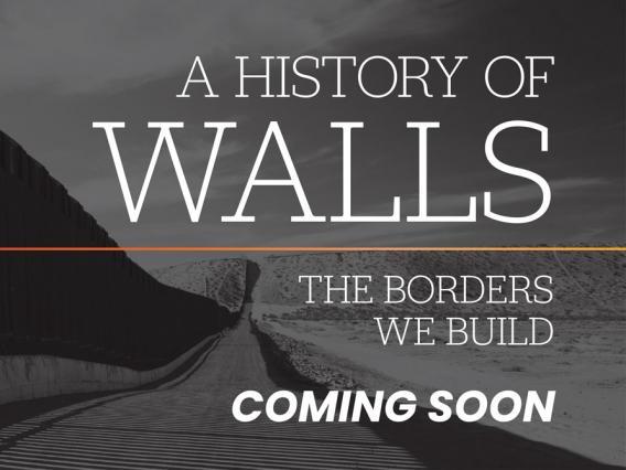 A History of Walls Coming Soon